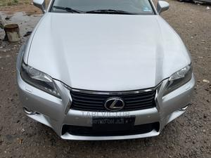 Lexus GS 2013 350 Silver | Cars for sale in Abuja (FCT) State, Wuse 2