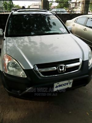 Honda CR-V 2004 Silver | Cars for sale in Lagos State, Amuwo-Odofin