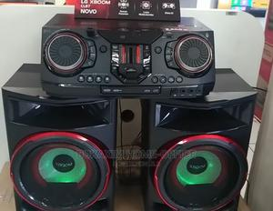 New LG Xboom CL87 (2350W) Bluetooth Powerful Sound Warranty | Audio & Music Equipment for sale in Lagos State, Ojo