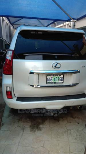 Lexus GX 2012 460 White | Cars for sale in Lagos State, Ajah
