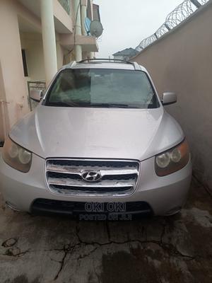 Hyundai Santa Fe 2007 2.7 V6 4WD Silver | Cars for sale in Oyo State, Oluyole