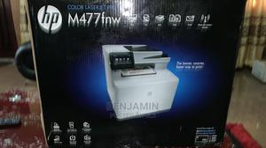 Hp Color Laserjet Pro Mfp M477fnw | Printers & Scanners for sale in Osun State, Ife