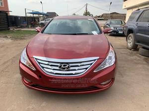 Hyundai Sonata 2011 Red | Cars for sale in Lagos State, Abule Egba