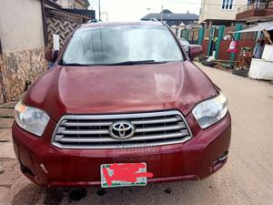 Toyota Highlander 2010 Red | Cars for sale in Lagos State, Apapa