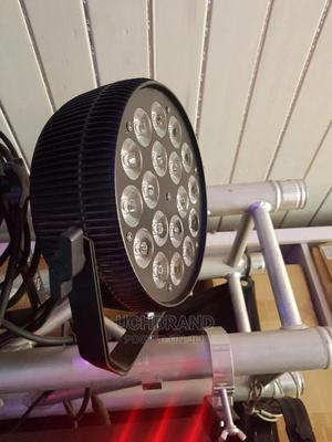 15 Watts by 10 Bulbs LED PAR CAN STAGE LIGHT   Stage Lighting & Effects for sale in Lagos State, Ojo
