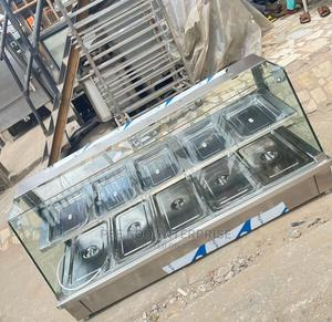 Table Top Glass Food Warmer   Restaurant & Catering Equipment for sale in Lagos State, Ojo