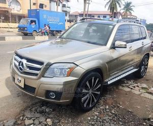 Mercedes-Benz GLK-Class 2010 350 4MATIC Gold | Cars for sale in Lagos State, Ikeja