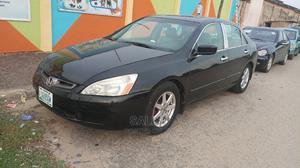 Honda Accord 2005 Black | Cars for sale in Lagos State, Amuwo-Odofin
