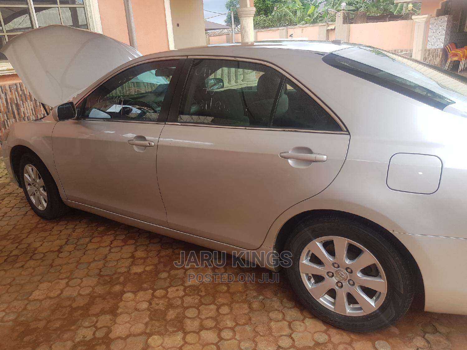 Toyota Camry 2011 Silver   Cars for sale in Ekpoma, Edo State, Nigeria
