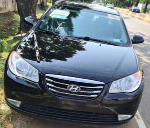Hyundai Elantra 2010 GLS Black | Cars for sale in Lagos State, Ikeja