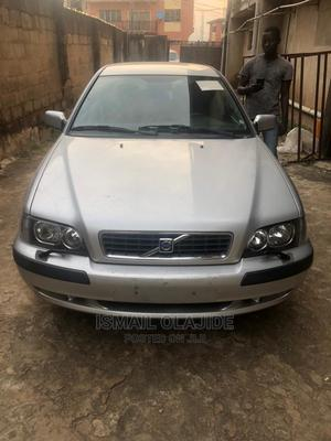 Volvo S40 2004 Silver   Cars for sale in Lagos State, Agege
