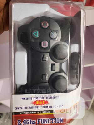 Pc/ Ps3/ Ps2/ Slim Wireless Game Pad   Video Game Consoles for sale in Lagos State, Ikeja