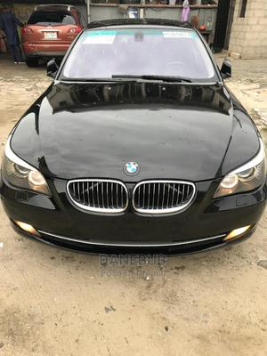 BMW 535i 2010 Black | Cars for sale in Rivers State, Port-Harcourt