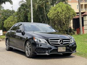 Mercedes-Benz E350 2014 Black | Cars for sale in Abuja (FCT) State, Asokoro