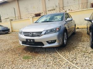 Honda Accord 2014 Silver   Cars for sale in Abuja (FCT) State, Asokoro