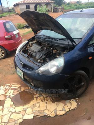 Honda Jazz 2008 1.4i DSI Blue | Cars for sale in Kwara State, Ilorin West