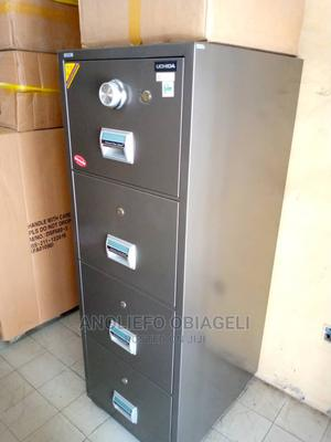 Uchida Fire Proof Cabinet 4drawer   Safetywear & Equipment for sale in Lagos State, Ojo
