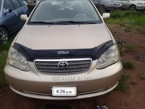 Toyota Corolla 2005 Gold | Cars for sale in Abuja (FCT) State, Kubwa