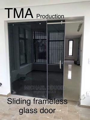 Frameless Glass | Doors for sale in Lagos State, Agege