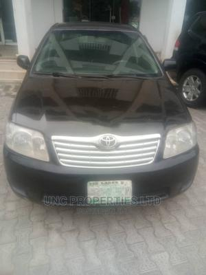 Toyota Corolla 2005 1.8 TS Black   Cars for sale in Abuja (FCT) State, Wuse 2
