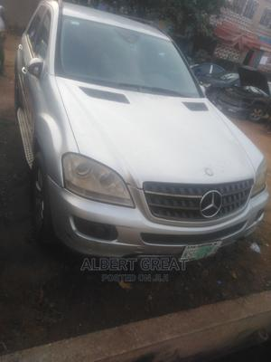 Mercedes-Benz M Class 2008 ML 350 4Matic Silver | Cars for sale in Lagos State, Ojo