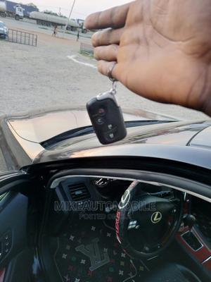 Lexus ES 2008 350 Black | Cars for sale in Abuja (FCT) State, Gwagwalada