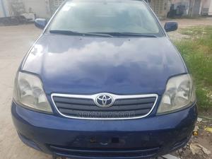 Toyota Corolla 2003 Sedan Blue | Cars for sale in Lagos State, Ilupeju