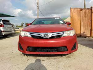 Toyota Camry 2012 Red | Cars for sale in Lagos State, Ajah