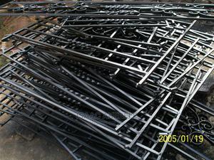 Metal Window Burglary Proof   Building & Trades Services for sale in Lagos State, Ifako-Ijaiye