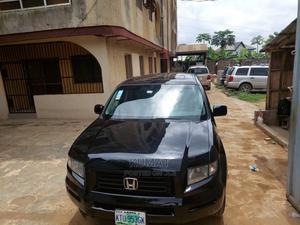 Honda Ridgeline 2007 Black | Cars for sale in Lagos State, Oshodi