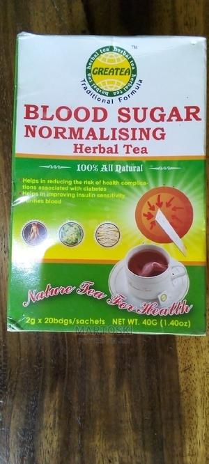 Blood Sugar Normalizing Herbal Tea   Vitamins & Supplements for sale in Lagos State, Ikeja