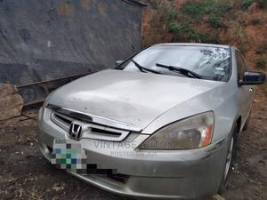 Honda Accord 2003 Silver | Cars for sale in Lagos State, Ikeja