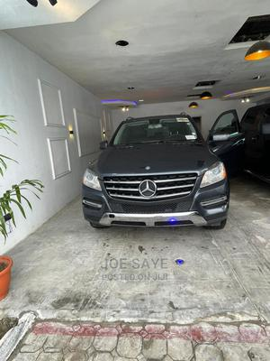 Mercedes-Benz M Class 2015 Black | Cars for sale in Lagos State, Isolo