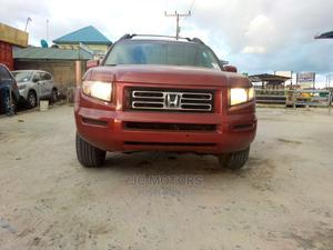 Honda Ridgeline 2007 Red | Cars for sale in Lagos State, Ajah