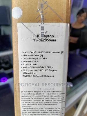 New Laptop HP 15 8GB Intel Core I5 HDD 1T | Laptops & Computers for sale in Kaduna State, Igabi