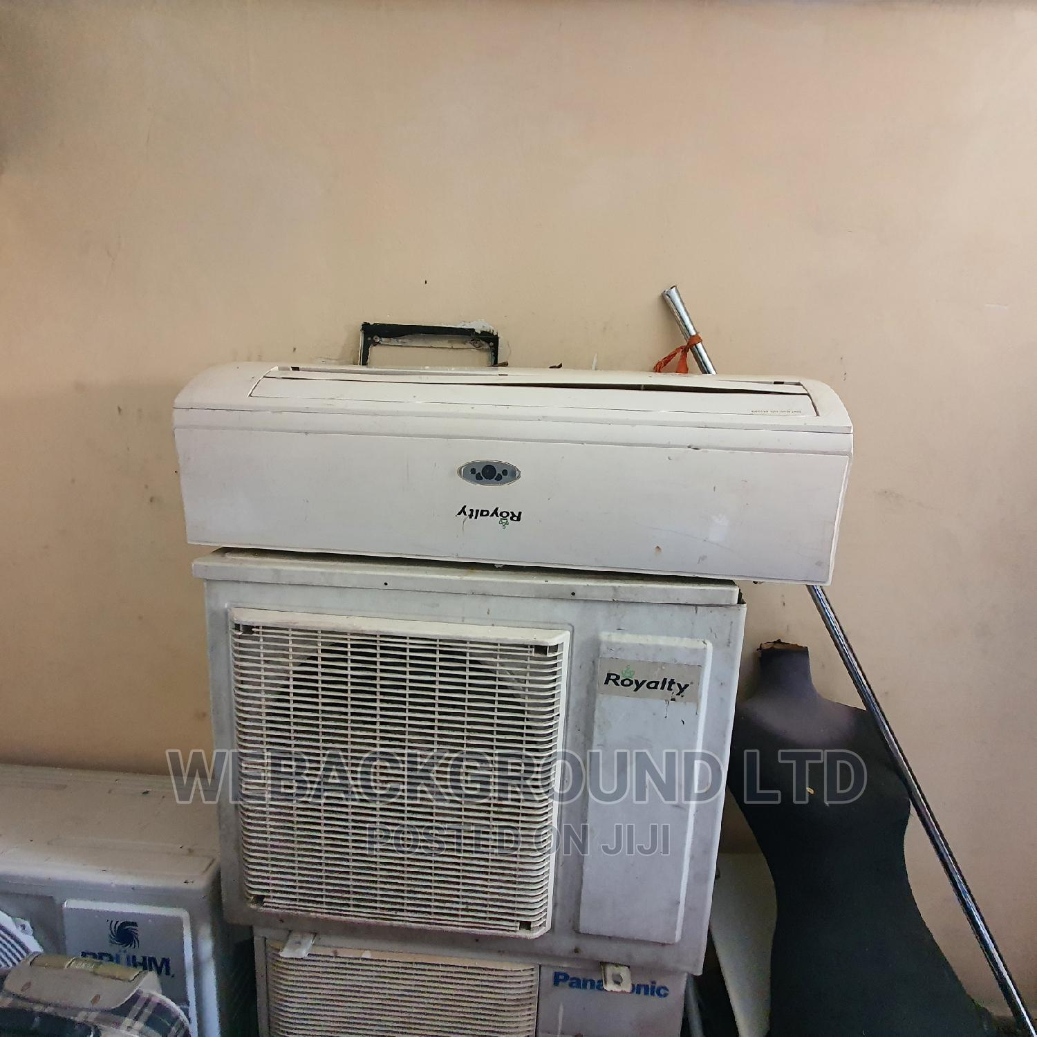 Archive: Used Royalty 2 HP AC