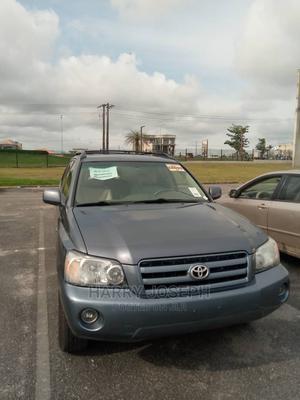 Toyota Highlander 2006 Limited V6 4x4 Blue | Cars for sale in Lagos State, Ajah