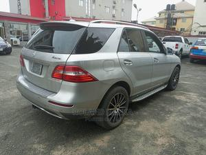 Mercedes-Benz M Class 2014 Silver | Cars for sale in Rivers State, Port-Harcourt