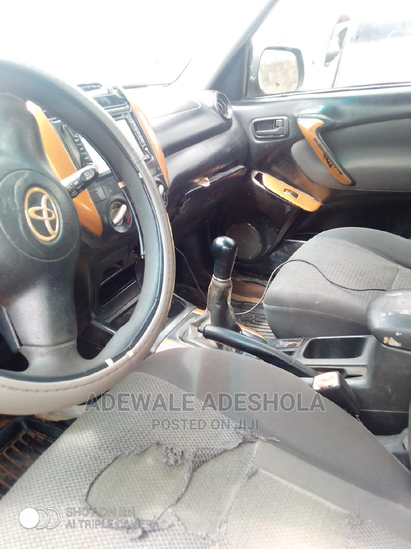 Toyota RAV4 2002 2.0 D Black   Cars for sale in Ado-Odo/Ota, Ogun State, Nigeria
