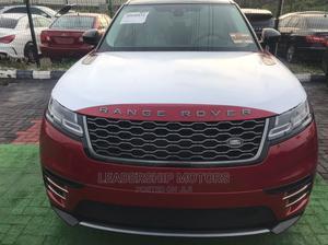 Land Rover Range Rover Velar 2018 P380 SE R-Dynamic 4x4 Red | Cars for sale in Lagos State, Lekki