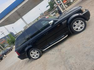 Land Rover Range Rover Sport 2009 Silver | Cars for sale in Lagos State, Alimosho