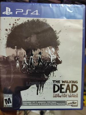 The Walking Dead Complete Edition PS4 | Video Games for sale in Lagos State, Alimosho