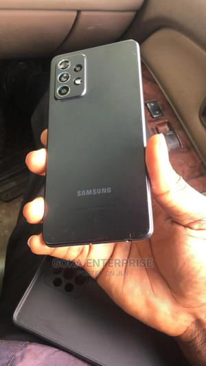 Samsung Galaxy A52 128 GB Black   Mobile Phones for sale in Rivers State, Port-Harcourt