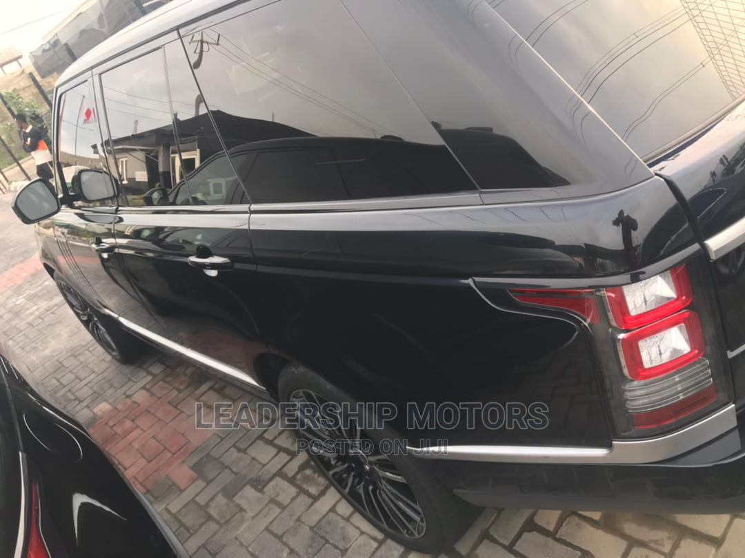 Land Rover Range Rover 2014 Blue | Cars for sale in Lekki, Lagos State, Nigeria