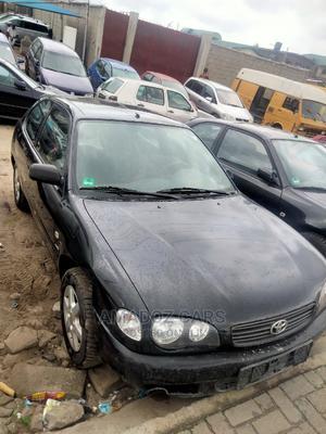 Toyota Corolla 2003 Black   Cars for sale in Lagos State, Amuwo-Odofin