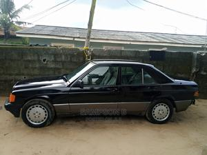 Mercedes-Benz 190E 1992 Black | Cars for sale in Lagos State, Ajah