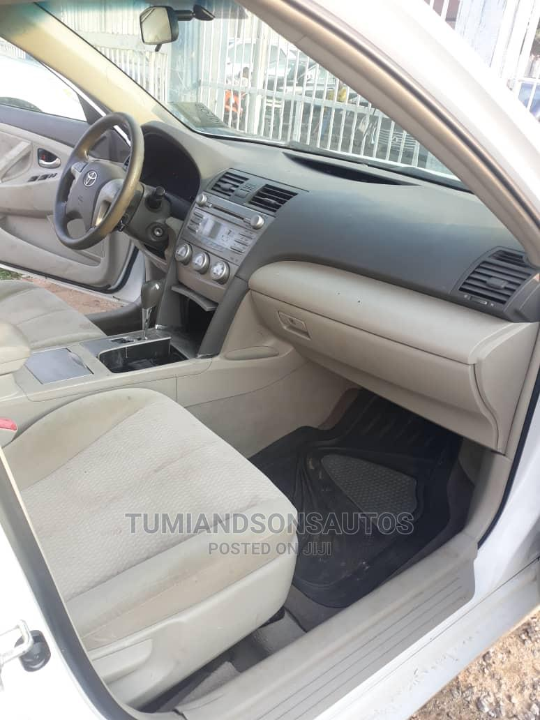 Toyota Camry 2011 White | Cars for sale in Ikeja, Lagos State, Nigeria