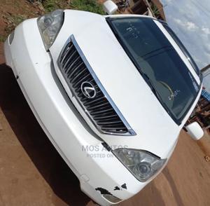 Lexus RX 2009 350 AWD White | Cars for sale in Lagos State, Ikotun/Igando