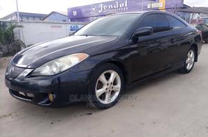 Toyota Solara 2006 2.4 Coupe Black | Cars for sale in Lagos State, Ifako-Ijaiye
