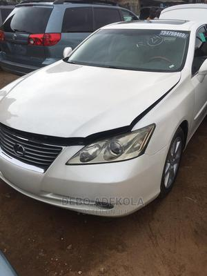 Lexus ES 2007 350 White | Cars for sale in Lagos State, Alimosho